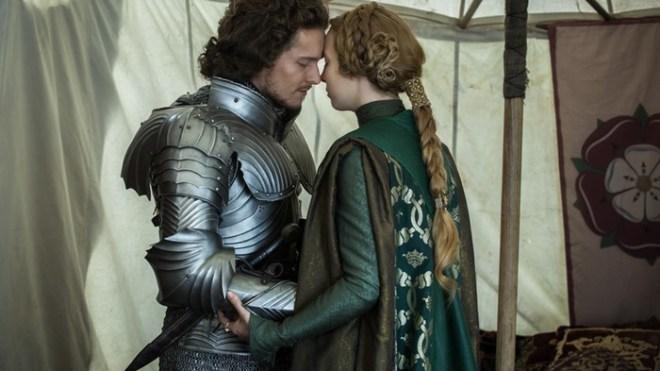 the white princess - elizabeth + henry