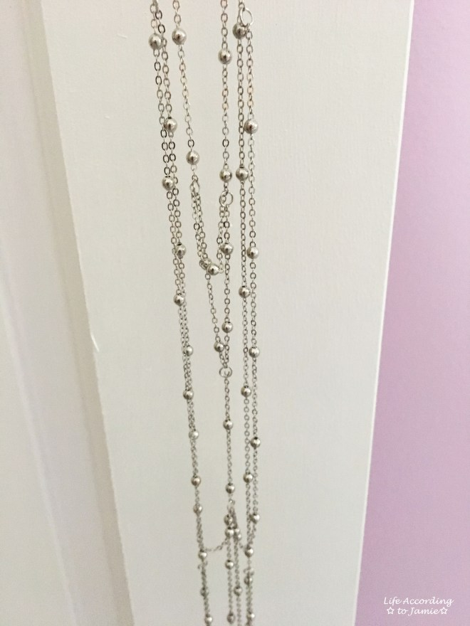 Boho Queen - Delicate Silver Body Chain