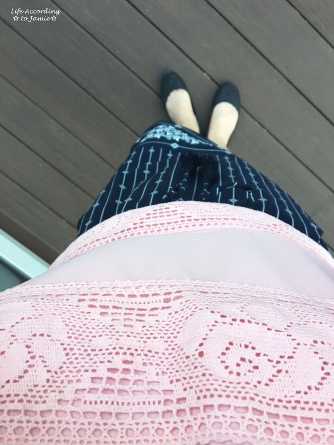 Diamante Pencil Skirt 4