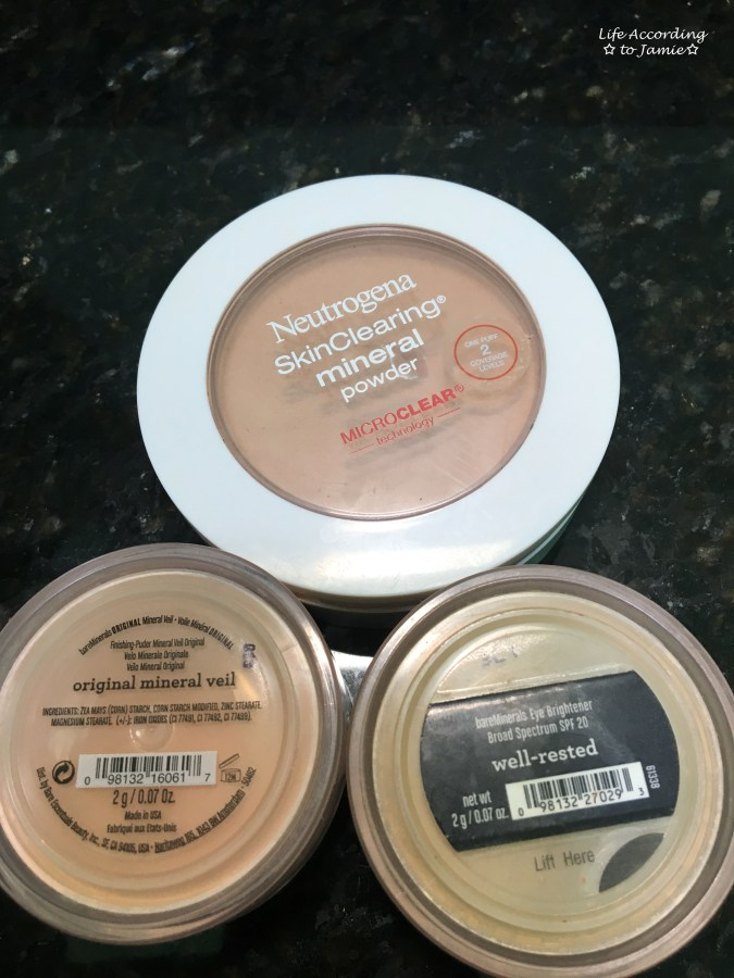 Face Products 1