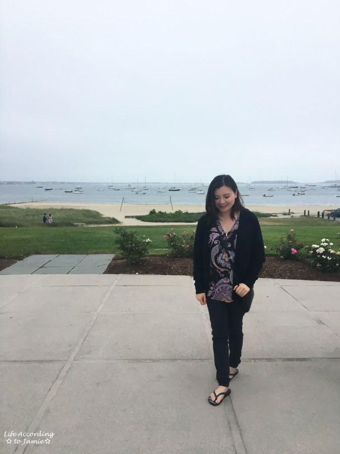 JFK Memorial - Hyannis Port 1