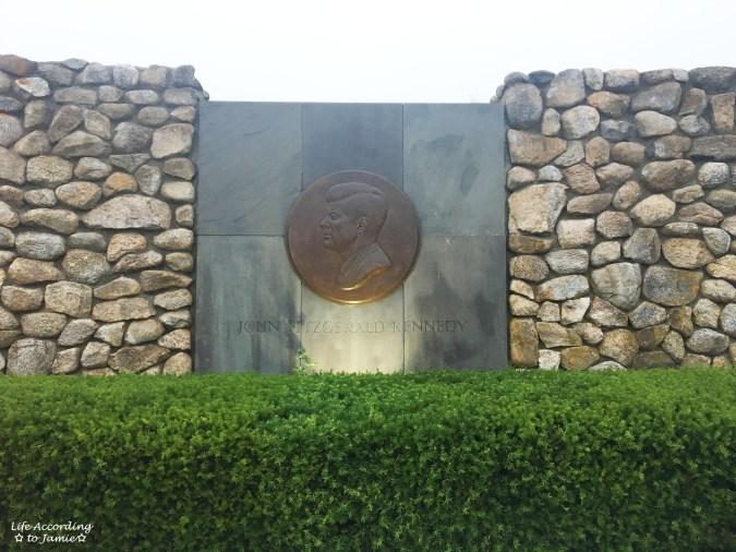 JFK Memorial - Hyannis Port 2