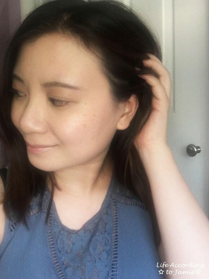 Lorac - Beauty & the Beast - Selfie 4