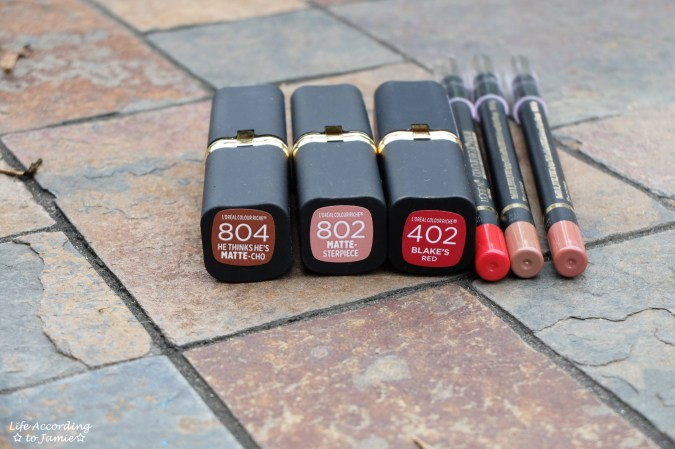 L'Oreal Colour Riche Matte Addiction 2