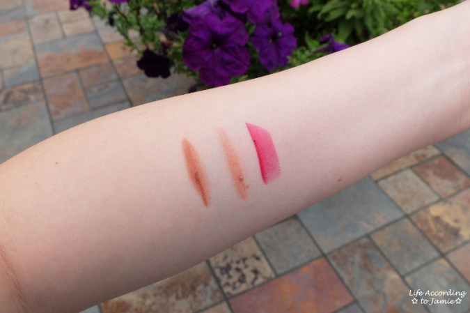 L'Oreal Colour Riche Matte Addiction - Lipstick Swatches