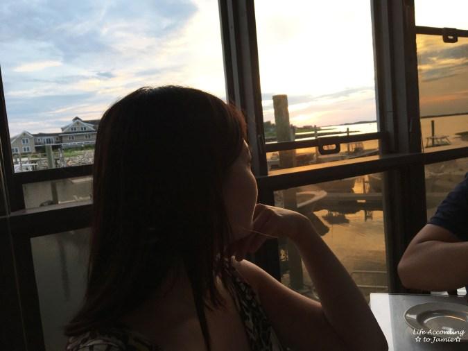 Mattakeese Wharf - Sunset View 1