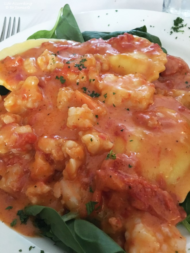 Mistrolino - Lobster Ravioli