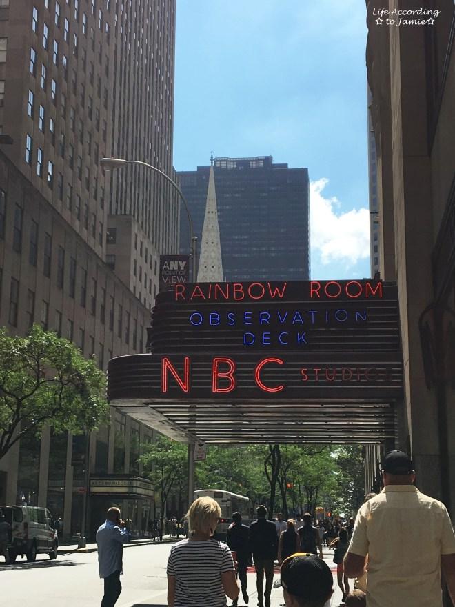 NBC Observation Deck