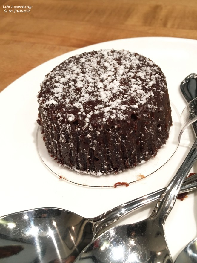 Pain d'Avignon - Flourless Chocolate Cake