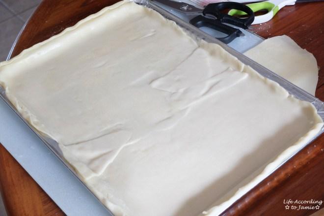 Pie Crust - Slab Pie