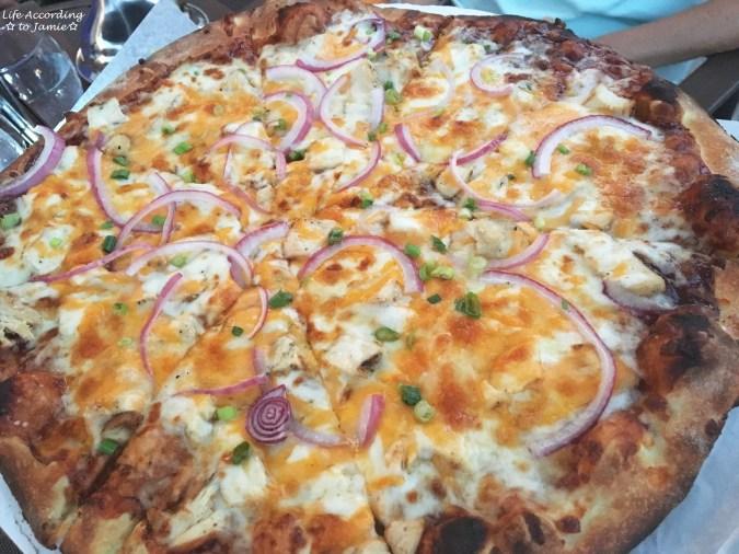Vesta - BBQ Chicken Pizza