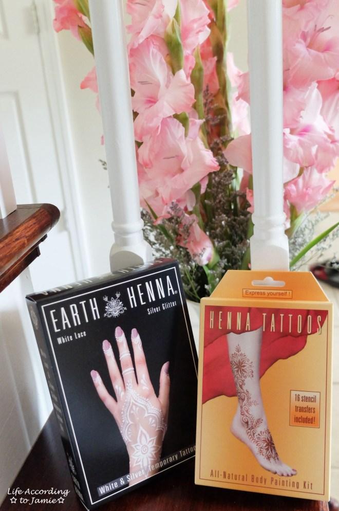 Earth Henna Kits