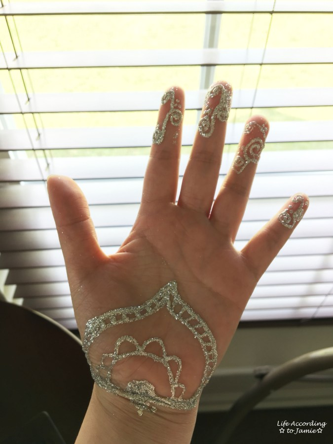 Earth Henna - White Lace 2