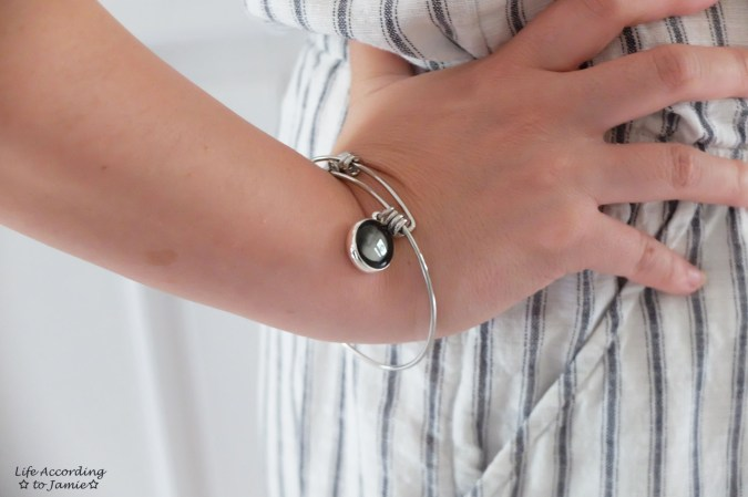 Moonglow Bangle Bracelet 5