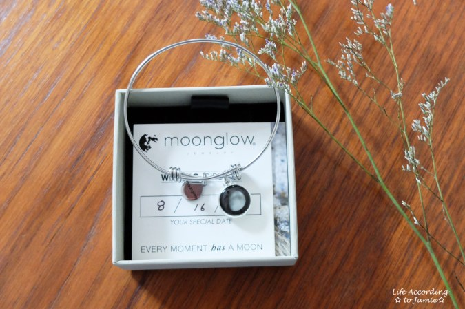 Moonglow Bangle Bracelet