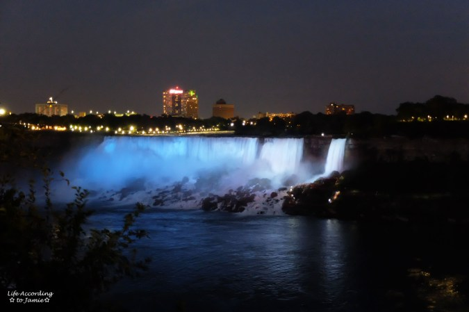 Niagara Falls - Night 1
