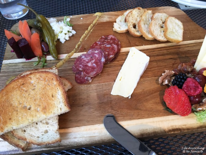Project Pub - Assistant Brewer's Charcuterie Board