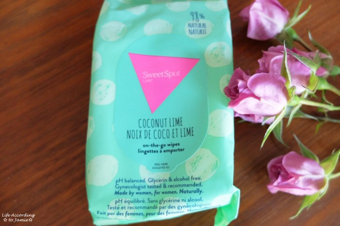 Sweetspot Labs - Coconut Lime Wipes