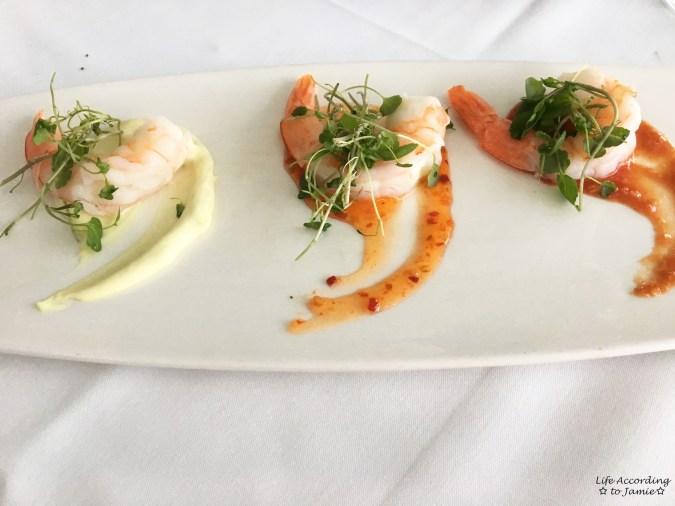 The Watermark Restaurant - Shrimp Cocktail