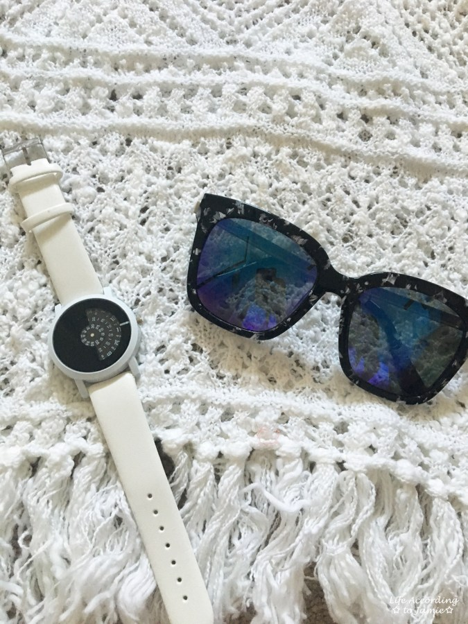 Limitless Watch + Diff Eyewear