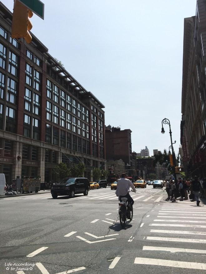 New York City - Flatiron District