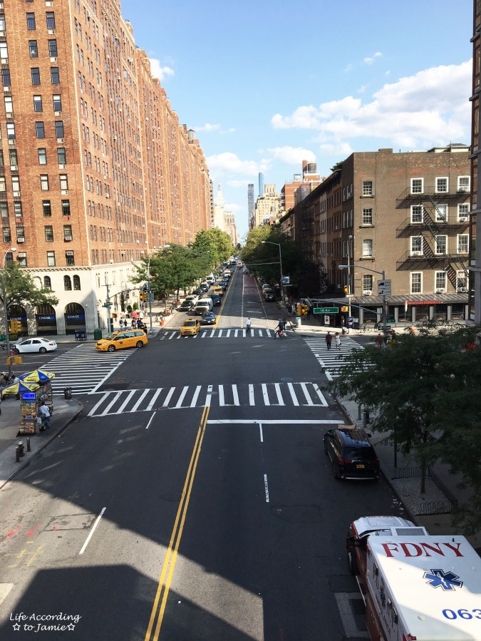 The High Line - View