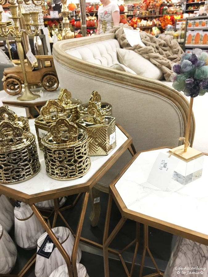 andThat! Woodland Park - Gold Home Decor
