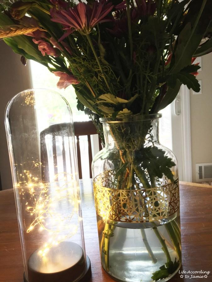 andThat! Woodland Park - Light Up Cloche + Vase 1