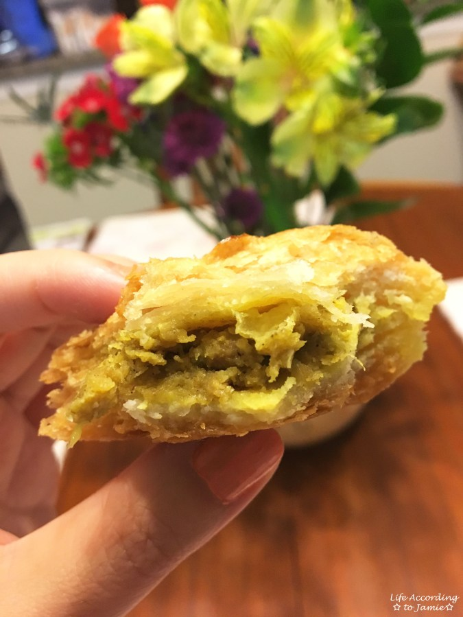 Curry Beef Pastry 2