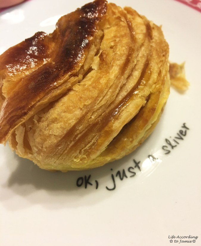 Curry Beef Pastry