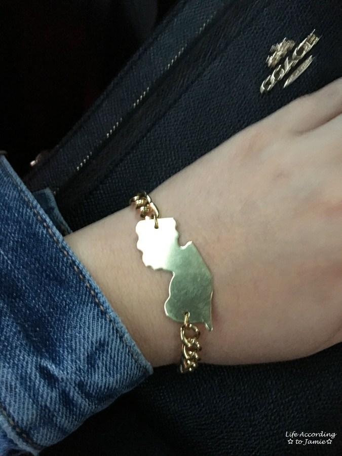 East&Linbrooke NJ Gold Bracelet 4