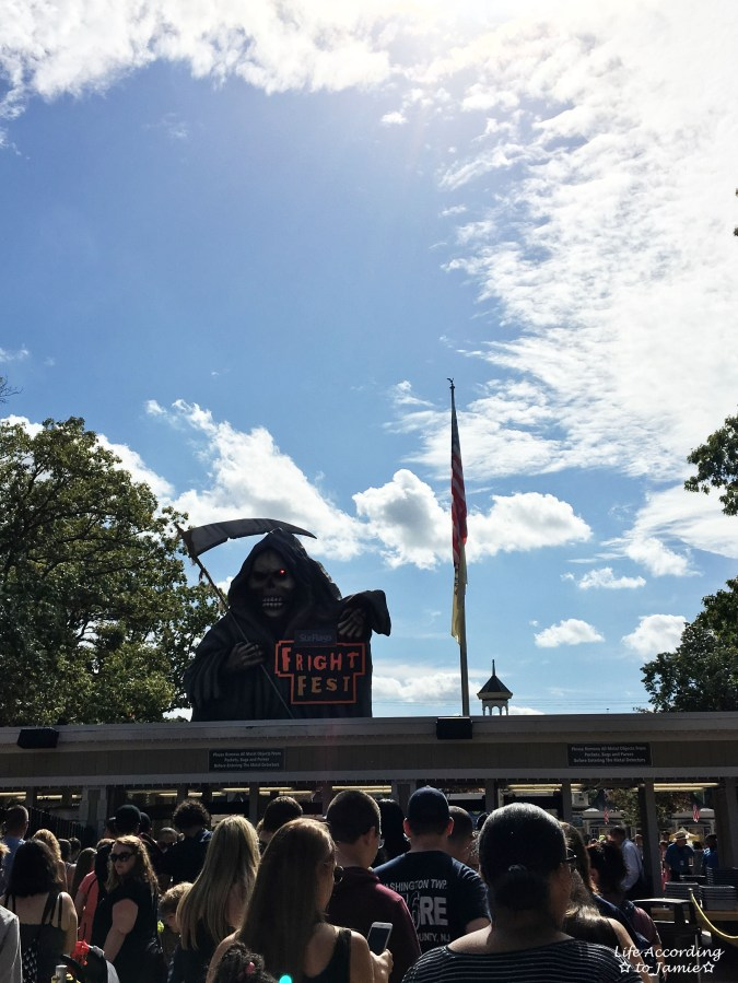 Six Flags Great Adventure - Fright Fest