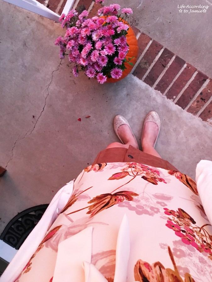 Castelli Blooms + Faux Suede 2