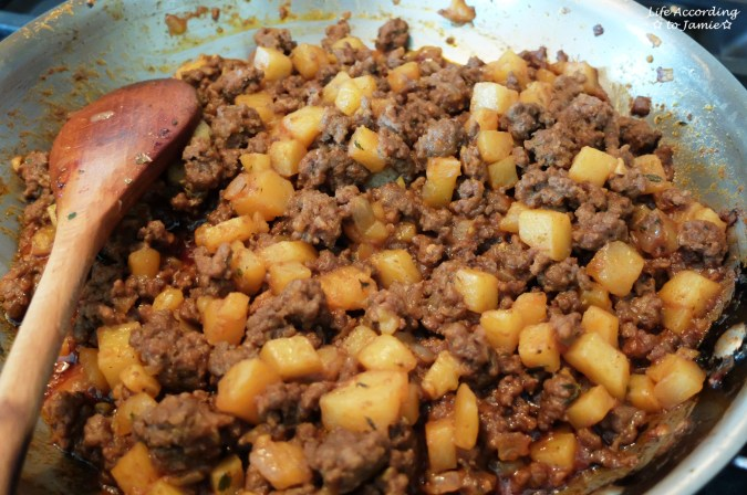 Ground Beef + Potato Empanada 3