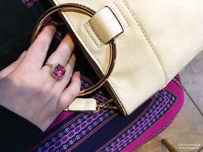 Mini Bucket Ring Bag 1