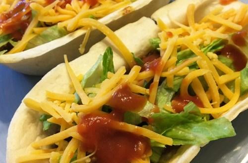 Old El Paso Taco Dinner Kit