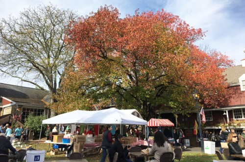 Peddler's Village - Apple Festival