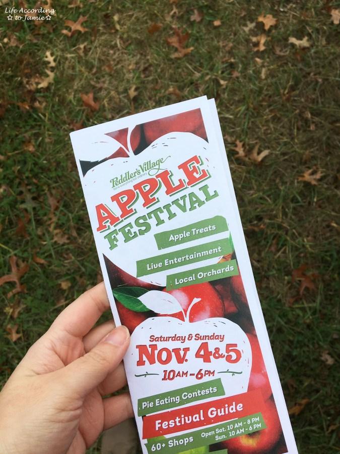 Peddler's Village - Apple Festival