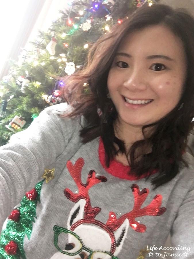 Christmas Llama Sweater 2