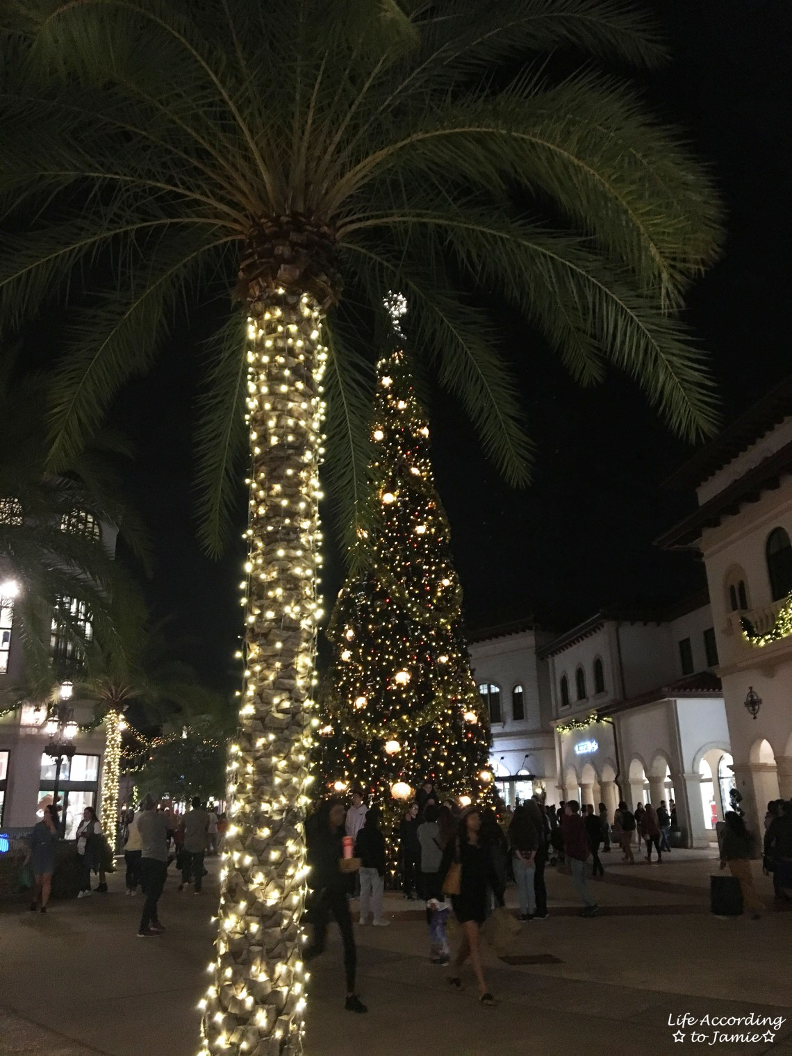 Disney Springs - Christmas Tree
