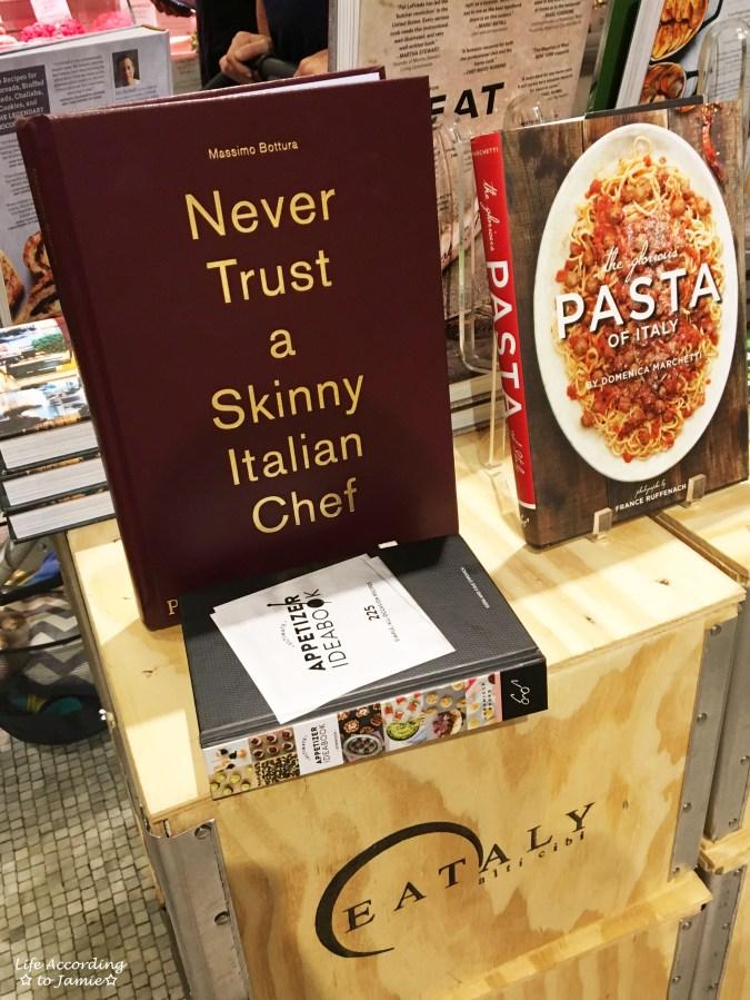 Eataly - Cookbook