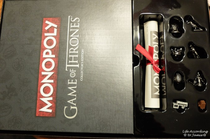 Game of Thrones Monopoly 1