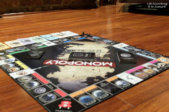 Game of Thrones Monopoly 3