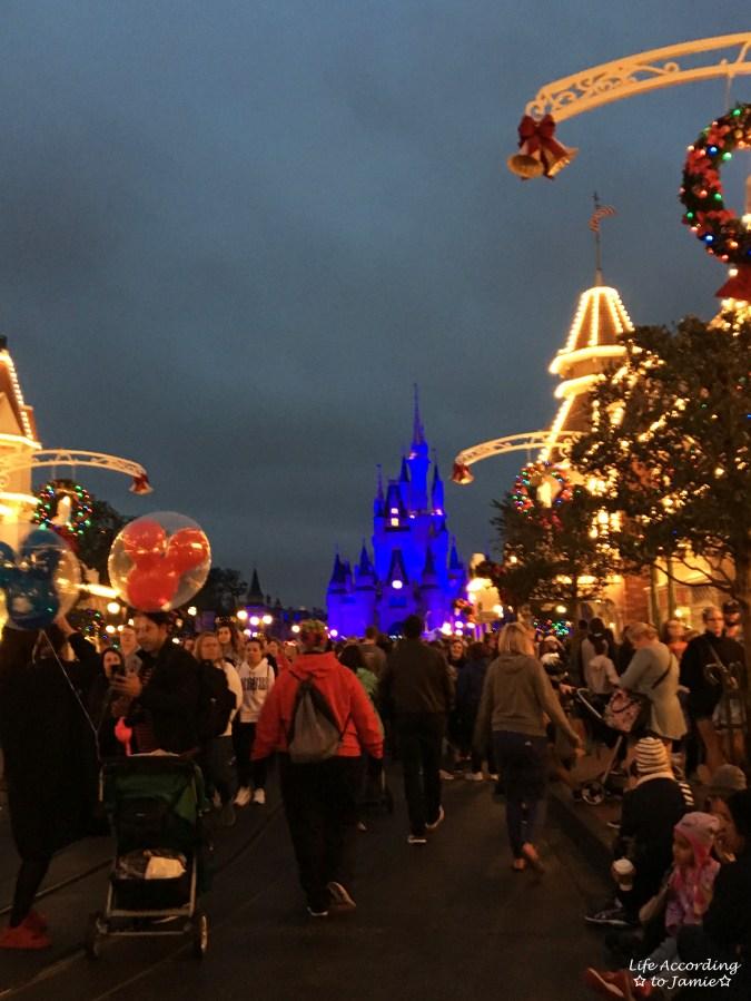 Magic Kingdom - Main Street Christmas 4