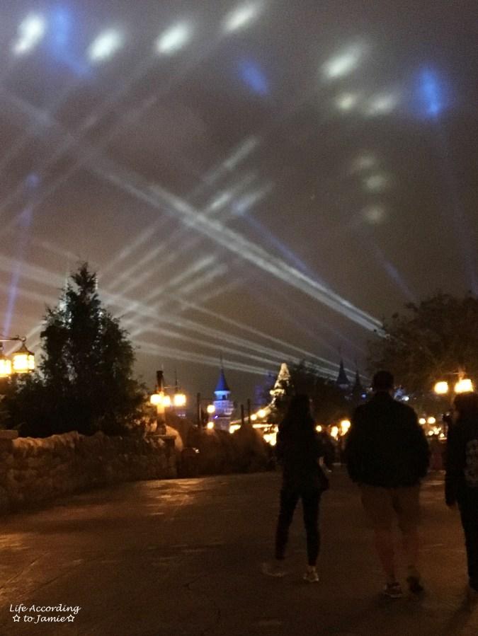 Magiv Kingdom - light beams