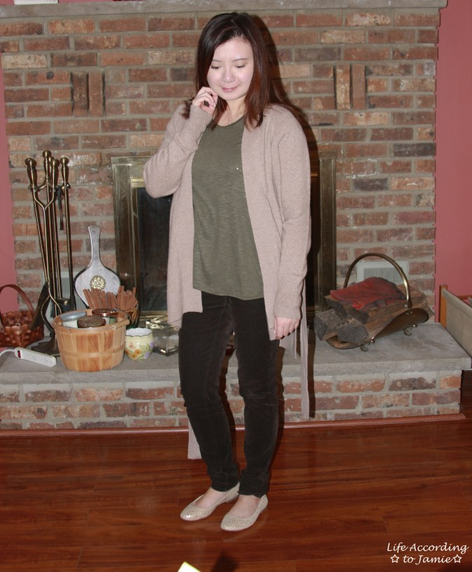 Taupe Sand Belted Cardigan 4