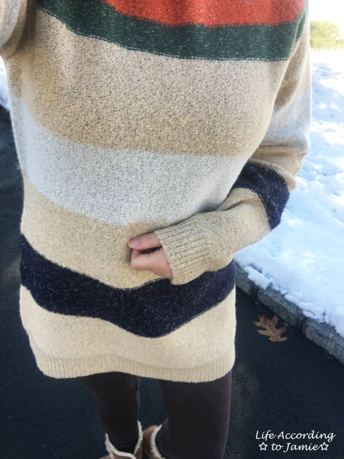 Block Stripe Sweater 10