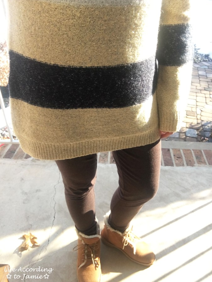 Block Stripe Sweater 11