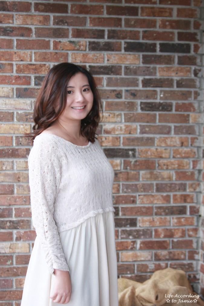 Crochet Top Dress 2