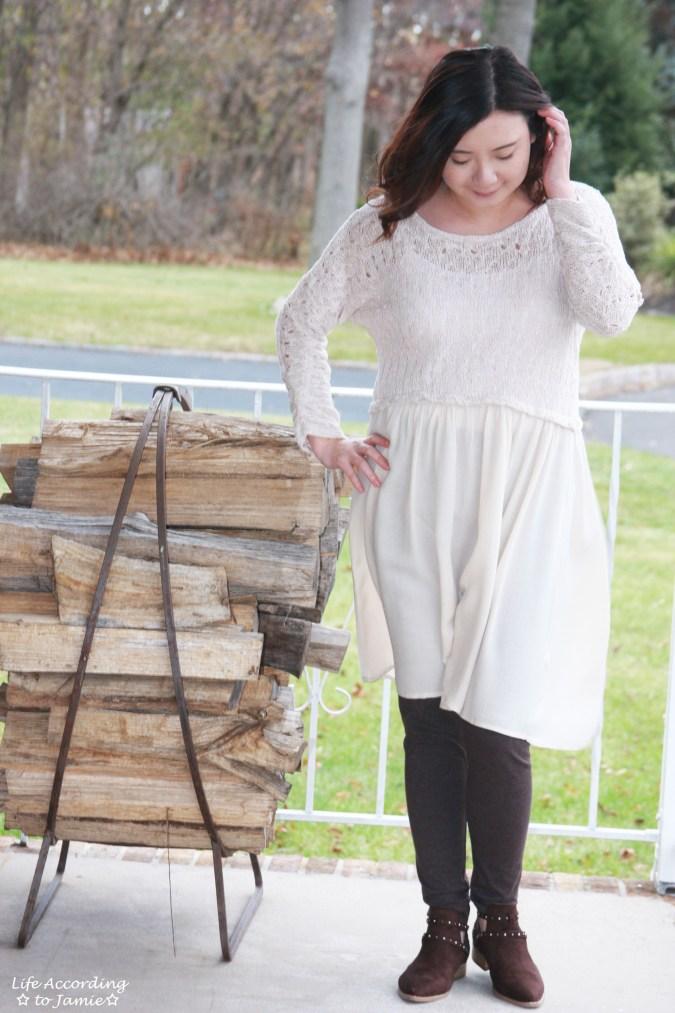 Crochet Top Dress 5